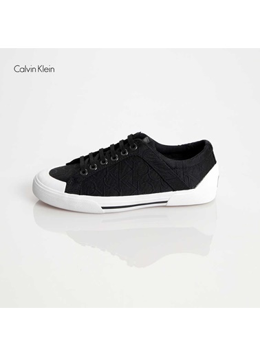 Calvin Klein Giselle Ck Logo 3D Ja Siyah